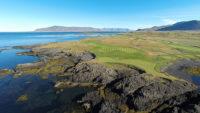Iceland golf brautarholt golf course