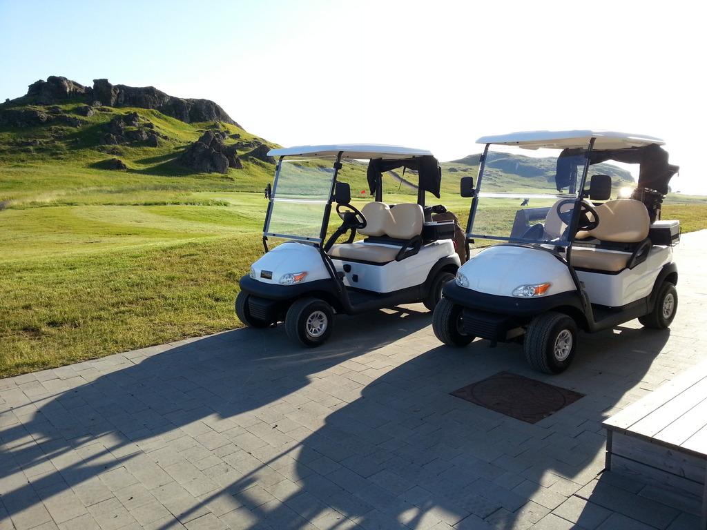 Golf carts Iceland