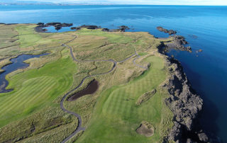 Best golf courses around the world Brautarholt Golf Course