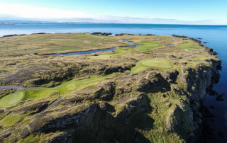 Golf around Iceland