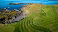 Golfing in Iceland Brautarholt Golf Course