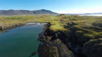 golfing in Iceland Reykjavik