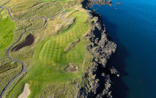 golf courses in Iceland