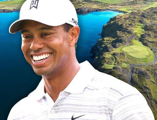 Sigur Tiger Woods vítamínsprauta fyrir golfsumarið